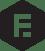 EF logo in black