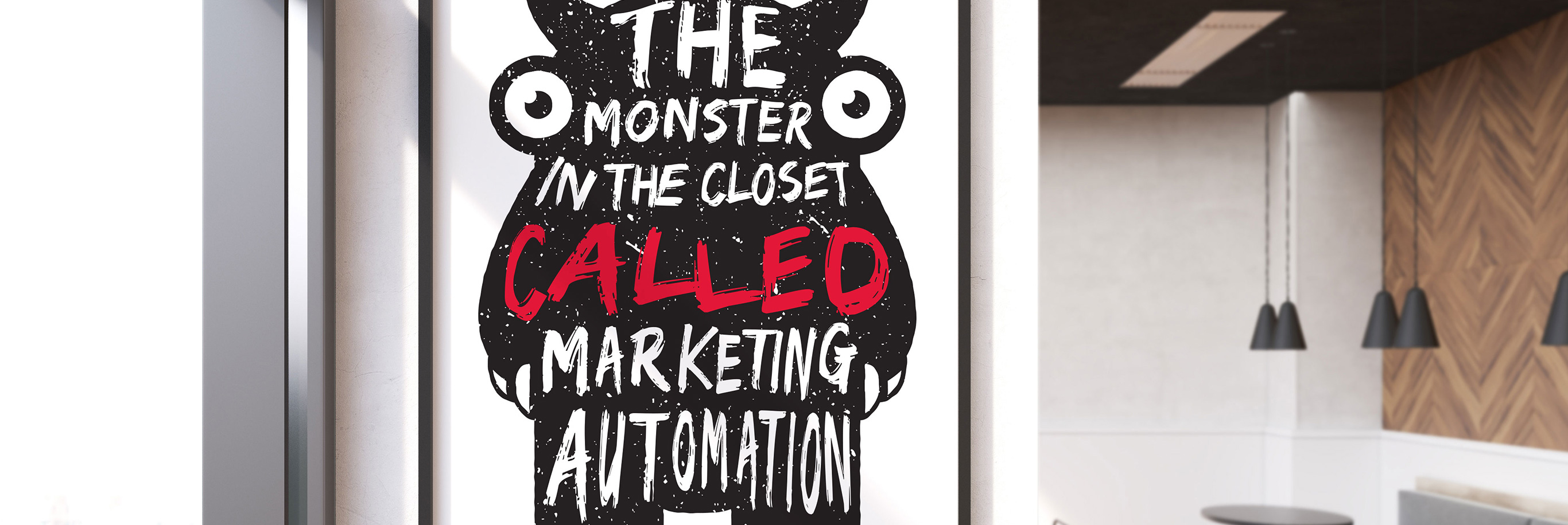 The monster in the closet called marketing automation