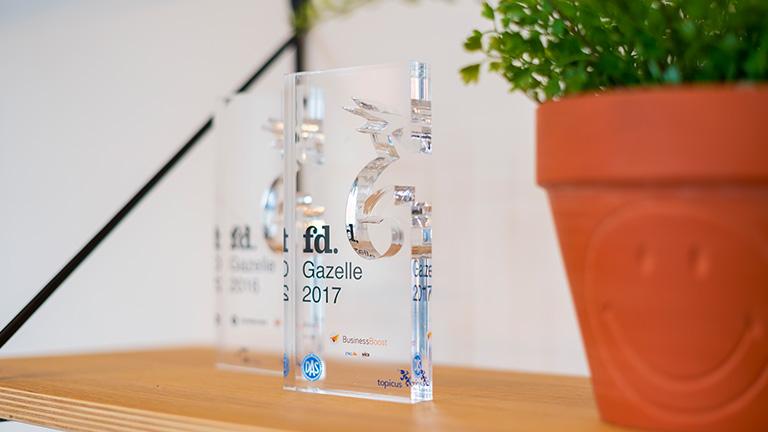 Engagement Factory wint FD Gazelle