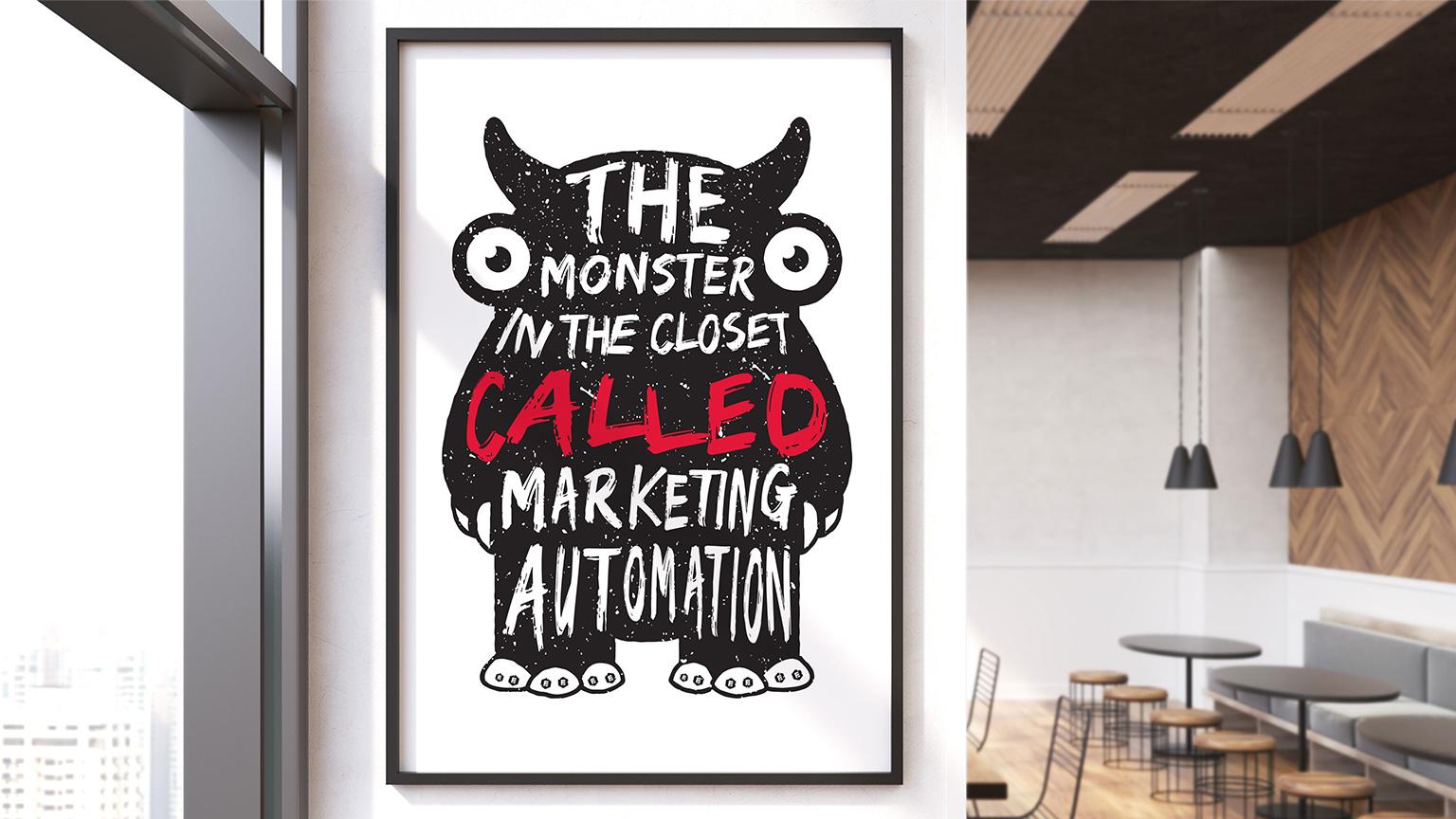 Marketing automation: het monster in de kast.