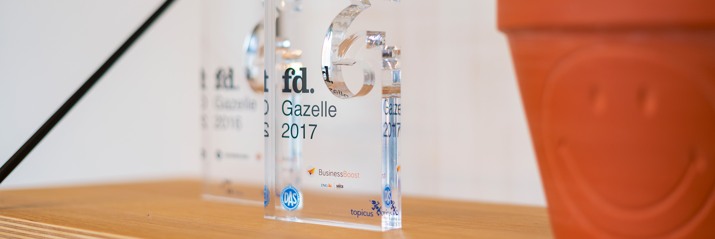 Engagement Factory wins FD Gazelle