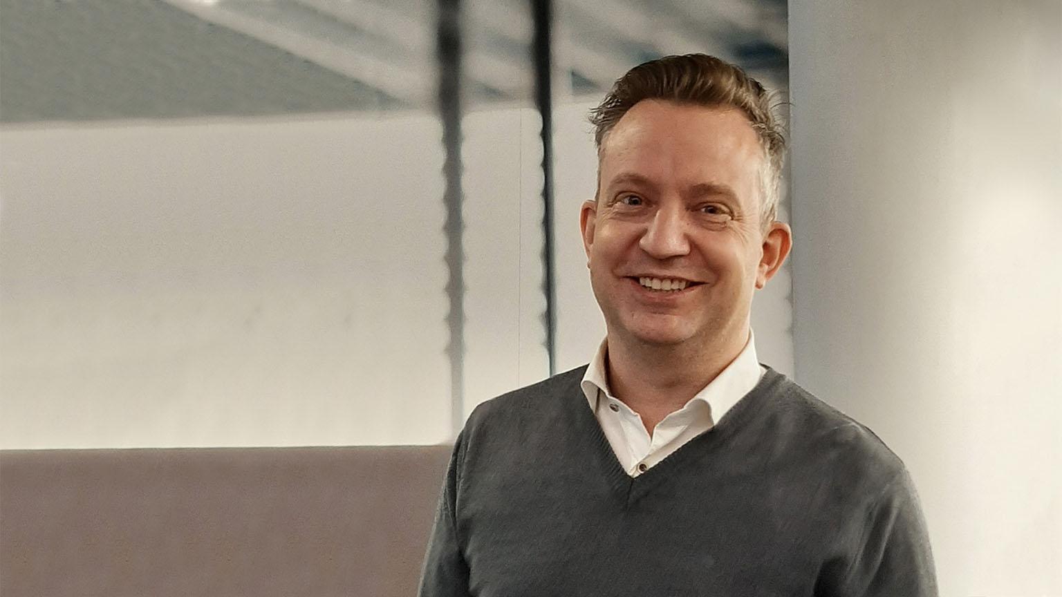 Kjetil Eik Lövlie from Norwegian Air.