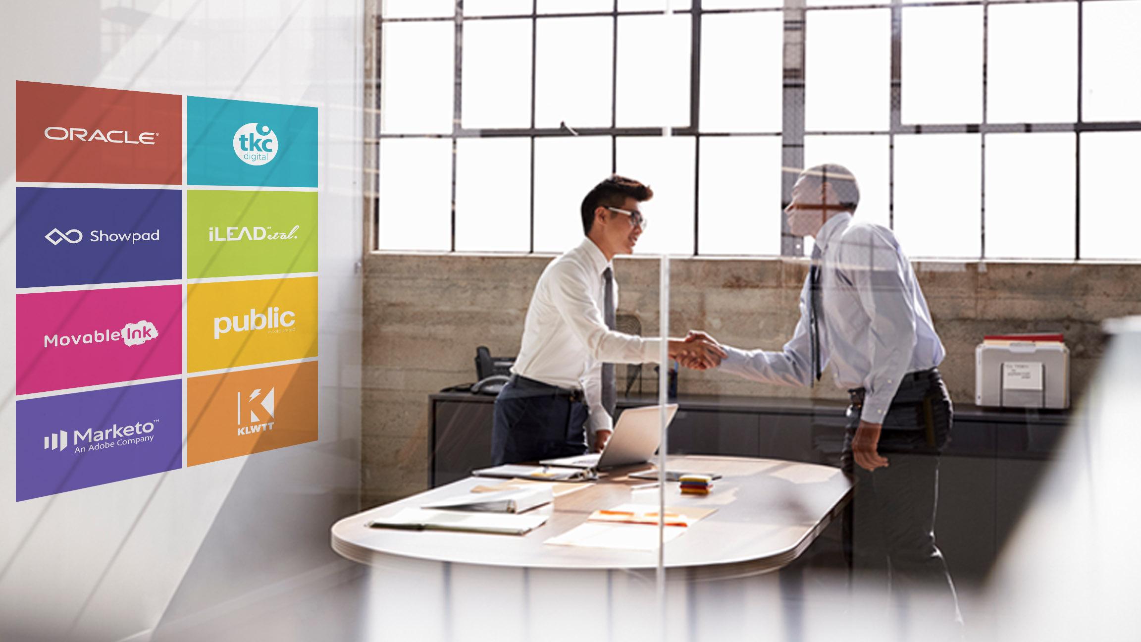 360-graden customer engagement: ons partnernetwerk.
